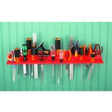 Hardware Tools Hanging Board Screw Wrench Classification Component Parts Box Storage Box Garage Workshop Storage Rack