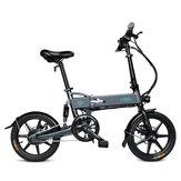 FIIDOD236V7.8Ah250W16 дюймов Складной велосипед мопеда 25 км / ч Макс 50 км Пробег Электрический велосипед