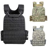 Outdoor Adult Tactical TMC Molle Vest Allenamento fisico Sport Idoneità Gilet Oxford Weight