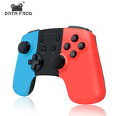 DATENFROSCH Drahtloser Bluetooth-Gamecontroller Gamepad-Joystick Für Nintendo Switch Konsole PS3 PC Smart TV