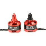 Racerstar Racing Edition 1806 BR1806 2280KV 1-3 S Brushless Motor CW / CCW Für 250 260 für RC Drone FPV Racing