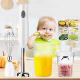 MENMENXING MMX-001 4 in 1 Electric Blender Fruit Mixer Stick Juice Food Processor Hand Eggs Whisk
