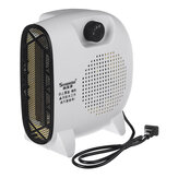1500W Portable Electric Heater Fan Small Hot Warm 3 Wind Modes for Living Room/Bedroom