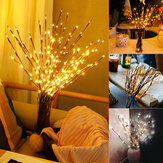LED arbre branche lampe Floral Lights Party Home Decor vacances cadeau d'anniversaire LED Night Light