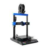 Kit de impressora 3D Artillery® Sidewinder X2 e Sidewinder X1 com 300 * 300 * 400mm Suporte para tamanho de impressão grande Retomada de impressão e detecção de perda de filamento com eixo Z duplo / tela de toque TFT
