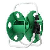 Tragbarer Schlauch Auto Rahmen Rolle Autowaschanlage Sprühschlauchhalter Gartengeräte