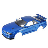 Killerbody 48716 Nissan Skyline (R34) Finished Body Shell for 1/10 Touring RC Car Vehicles