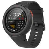 オリジナルのAmazfit Verge InternationalバージョンAMOLED IP68 bluetooth Calling GPS + GLONASSスマートウォッチ
