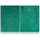 Double Sided Green Cutting Mat Board A4 Tamanho Pad Modelo Healing Design Craft Tool