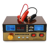 250V 12/24V 400AH Full Automatic Intelligent Motorcycle Car Battery Charger Pulse Repair