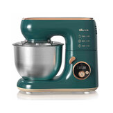 Bear SJJ-B10W5 Stand Mixer 1000W 5L 6-Speed Food Mixer Electric Mixer Egg Beater Whisk