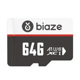 BIAZE 64GB / 128GB / 256GB ذاكرة بطاقة 16G 32G TF بطاقة تخزين البيانات مايكرو SD بطاقة لأمن مسجل قيادة السيارة مراقب الة تصوير