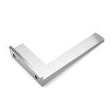 150x100mm 90 Degree DIN875-2 Angle Corner Square Ruler Wide Base Gauge Woodworking Tool