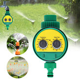 KCASA Automatic Programmable Watering Timer Garden Digital Irrigation Timer Anti-corrosion Plants Controller System