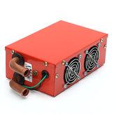 تيارمنتظم12V24WMiniCar Car Heater 3 Hole السباكة الصقيع demister