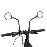 Lusterko rowerowe Lusterka wsteczne na kierownicę Kolarstwo Widok z tyłu Elastyczne regulowane lusterko wsteczne do roweru szosowego MTB