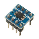Mini ADS1115 Amplificateur de gain I2C ADC Pro de canal 4 du module 4
