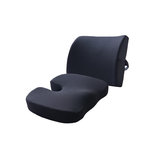 Memory Foam Coccyx Orthoped Car Seat Cushion Back Support Lumbar Pain Relief Pillow