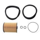 Fuel Filter & O-Rings Set For BMW MINI R50 R52 R53 ONE COOPER S 16146757196