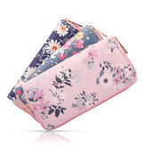 National Style 12 Card Slots Card Holder Phone Wallet