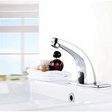 Misturadoresdepiaautomáticoscommãos livres Sensor Torneira de torneira de bacia de água infravermelha Banheiro