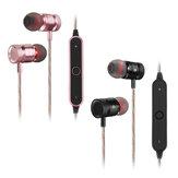 Słuchawki douszne z magnetycznym sportem Bezprzewodowe słuchawki z Bluetooth 4.1