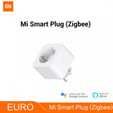 Original              Original Xiaomi Mijia Smart Home Zigbee Version Smart Socket EU Plug Work With Xiaomi Multifunctional Gateway