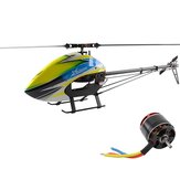 XLPower 520 XL520 6CH FBL RC Helicopter Kit z silnikiem 1100KV 4020