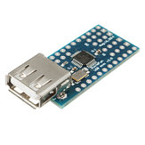 Mini USB Host Shield 2.0 ADK SLR Development Tool Geekcreit for Arduino - products that work with official Arduino boards