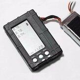 3 в 1 2S-6S Тестер напряжения разрядника Балансир для Li-Po Li-Fe Батарея