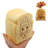 Mummy Chef Sushi Toast Bread Squishy 14cm Slow Rising With Packaging Collection Gift Soft Toy