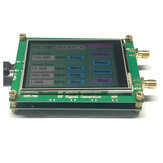 23.5M-6000M 6G Radio Frequency 0.5PPM High Stability Low Noise Signal Source Full Touch Screen PC Controllable Point Frequency Sweep