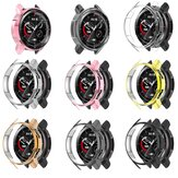 Electroplating All-inclusive Protective Case TPU Watch Case Watch Cover for Huawei Honor Watch GS Pro