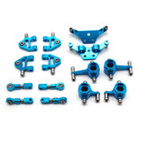 Wltoys Metallo Full Set Upgrade per 1/28 P929 P939 K979 K989 K999 k969 RC Ricambi auto
