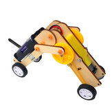 DIY Tiny Bug Little Worm STEAM RC Robot Toy Onderwijs Kit Gift For Children