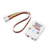 MiniCzujniktętnaMAX30100Modułczujnika serca Czujnik impulsu tlenu niskiej mocy I2C Interfejs M5Stack® dla Arduino - produkty współpracujące z oficjalnymi płytami Arduino