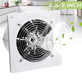 220V 25W 2800r / min 4-calowy wentylator wyciągowy dmuchawa ścienna łazienka kuchnia wentylacja wentylacyjna