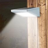 ソーラーパワー35 LEDレーダーモーションセンサーセキュリティランプ屋外ガーデン防水壁ライト