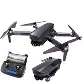 ZLL SG908 5G WIFI FPV GPS с 4K HD камера Три оси Gimbal 26 минут Время полета Бесколлекторный Складной RC Дрон Квадрокоптер RTF