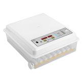 64 Eggs Chicken Automatic Digital Egg Incubator Hatchers Temperature Control