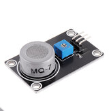 5pcs MQ-7 Carbon Monoxide CO Gas Sensor Module Analog and Digital Output RobotDyn for Arduino - products that work with official for Arduino boards