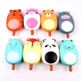 16.5*10cm Squishy Slow Rebound Animal Expression Ice Cream With Packaging Cute Toys Gift