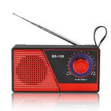 Przenośny mini radio FM Głośnik bezprzewodowy Bluetooth 4.2 głośnik USB TF karty