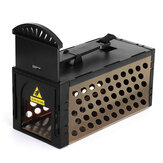 Detachable Mousetrap Live Rodent Trap Rat Mice Rodent Zapper Repel Rat Killer Mouse Trap
