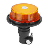 18 LED Emergency Warning Signal Light Warning Flash Strobe Light Beacon Forklift Truck Tractor Boat