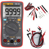 ANENG AN8008 Benar RMS Gelombang Output Digital Multimeter 9999 Hitungan Backlight AC DC Current Voltage Resistance Frekuensi Kapasitansi Gelombang Persegi Output