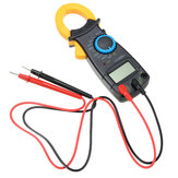 VC3266L+ Digital Clamp Meter Multimeter Electronic AC DC Volt Voltage Amp Ohm Tester Meter