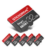 StickDrive 64GB 128GB Class 10 High Speed TF Memory Card With Card Adapter For Mobile Phone for iPhone 12 for Samsung Galaxy S21 Huawei Poco X3 NFC