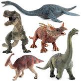 Grande Dinosauro giocattolo Brachiosaurus giocattolo in plastica plastico Realistico Realistico regalo per i bambini