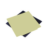 Koonovo 235*235mm PEI Removal Spring Steel Sheet Hot Bed Magnetic Base Heated Sticker for 3D Printer